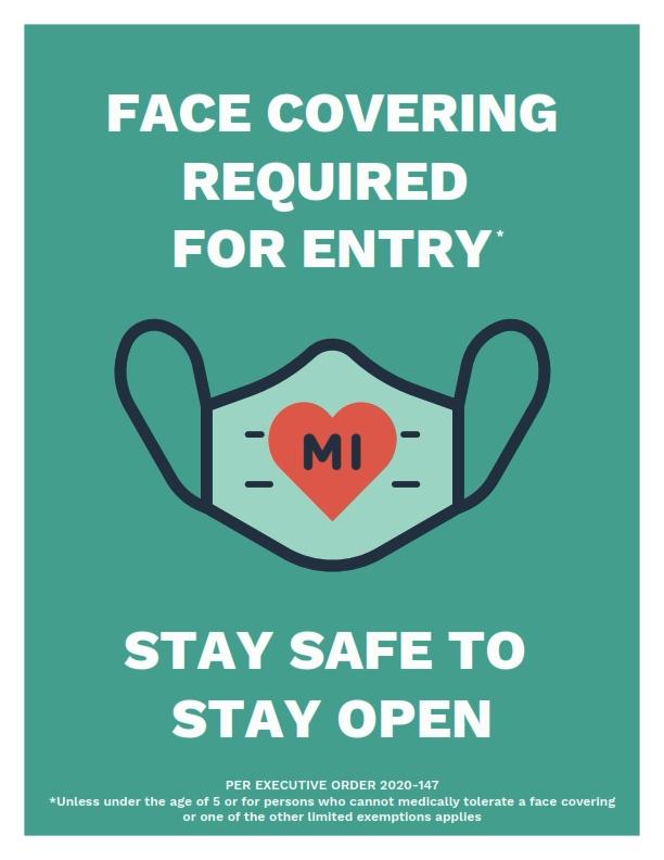 Mask Up Michigan