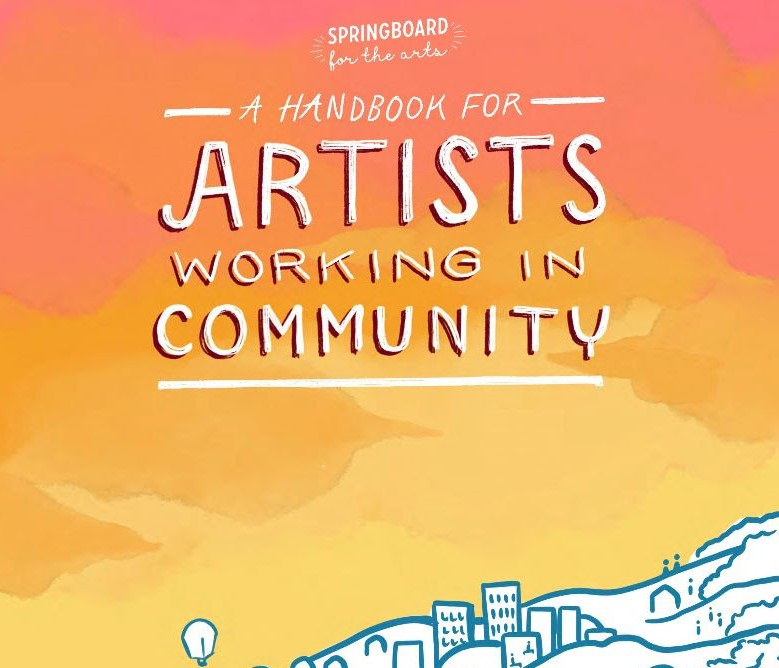 Artists Working in Community