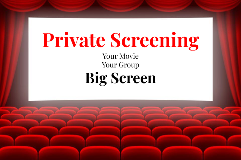 The Bay Theater Hosts Private Screenings