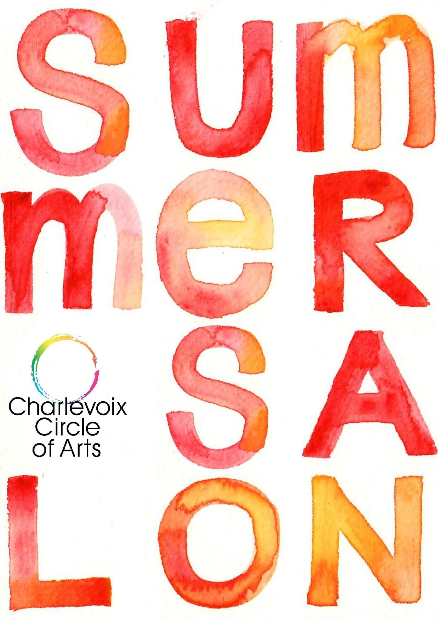 Charlevoix Circle of Arts Summer Salon