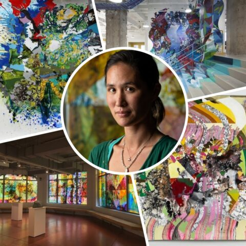 Good Hart Artist-in-Residence: Katherine Tzu-Lan Mann