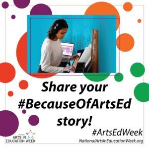 Share ArtsEd on Social